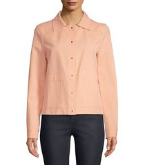 suri collared oversize jacket