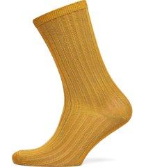 sock shiny rib lingerie hosiery socks gul lindex