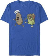 fifth sun men's bob short sleeve crew t-shirt
