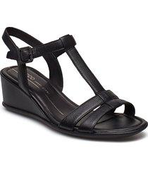 shape 35 wedge sandal sko wedge svart ecco