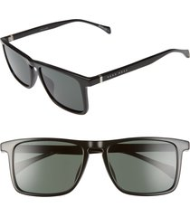 men's boss 1082/s 54mm sunglasses - black
