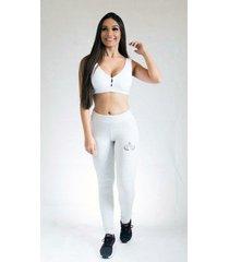 calça de molecotton fit training brasil