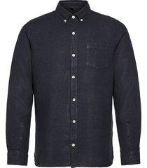malibu shirt man skjorta casual blå ecoalf