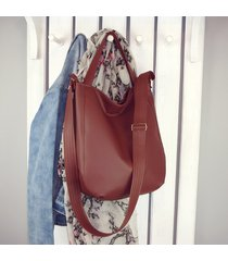 bordowa damska torba 3w1, duża listonoszka