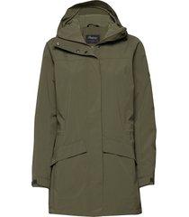 oslo 2l w coat outerwear sport jackets grön bergans