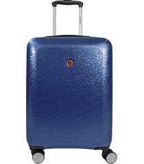 maleta de viaje swisspass magic 24 azul - explora