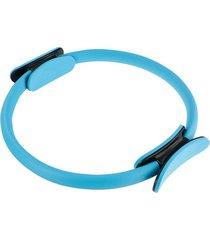 empuñadura de media luna yoga portátil ligero de anillo de resistencia