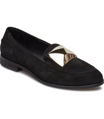 juno st loafers låga skor svart shoe the bear