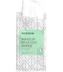 lenços removedores de maquiagem océane - makeup remover wipes 6 un