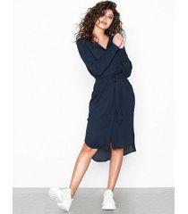 selected femme slfdynella ls dress noos klänningar