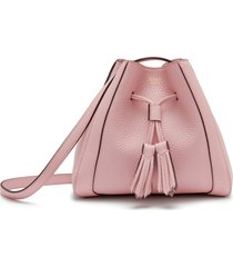 mulberry mini millie leather tote -