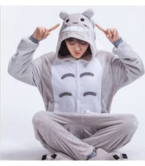 hot unisex adult totoro rober kigurumi anime cosplay costume dress sleepwear
