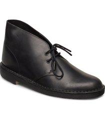 desert boot desert boots snörskor svart clarks originals