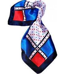 pañuelo bandana lunares azul viva felicia