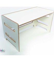 stolik dla dzieci mash duży biały