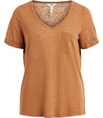 t-shirt tessie bruin