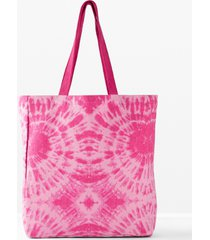 borsa shopper batik (rosa) - bpc bonprix collection