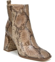 circus by sam edelman women's pascha block-heel dress booties women's shoes