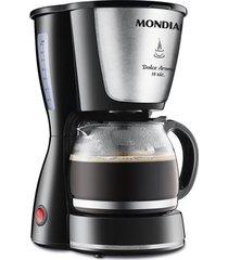 cafeteira elétrica dolce arome 550w 110v 18 xícaras preta