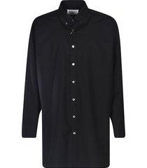 maison margiela mid-length shirt