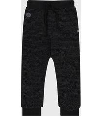 pantalón gris oscuro-negro boboli