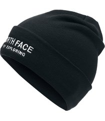 gorro the north face wide cuff preto
