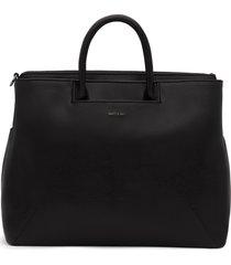 matt & nat kintla satchel, black