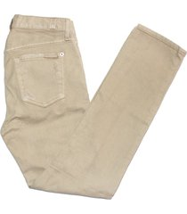 7 for all mankind women's relaxed skinny jean in buff