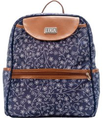 mochila luga firenze azul