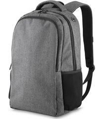 mochila para notebook topget tgm14  cinza escuro mesclado - tricae