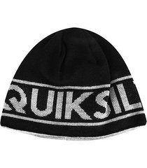 gorro quiksilver out of bonds update dupla face masculino