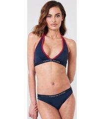 tommy hilfiger bikini bottom - blue