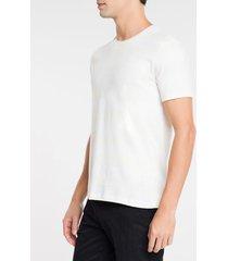 camiseta masculina listras natural - pp