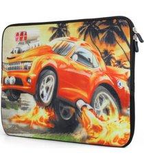 funda laptop auto multicolor kubayoff