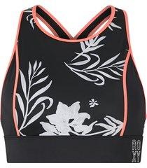 sporttopp crop top bikini