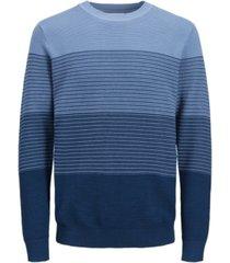 jack & jones men's gradient sweater