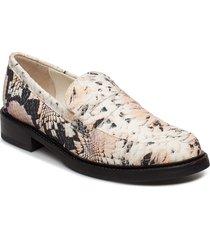 emma loafers låga skor rosa storm & marie