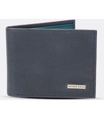 billetera de cuero para hombre 13167
