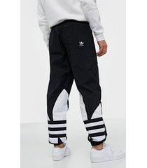adidas originals bg trefoil tp byxor svart