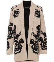 cardigan oversize (beige) - bpc selection