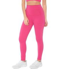 legging costa rica lisa rosa - rosa - feminino - dafiti