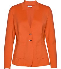 blazer long-sleeve blazer kavaj orange gerry weber