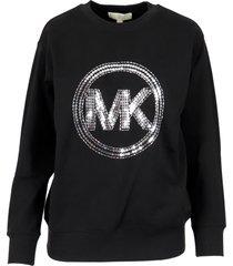 michael kors heavyweight cotton sweatshirt
