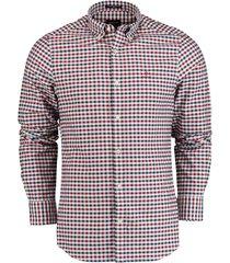 gant overhemd met ruitje rf 3060600/617