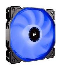 cooler fan para gabinete corsair air af140 co-9050087-ww 14cm led azul