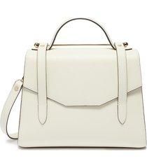 'allegro midi' leather satchel