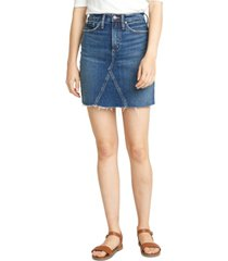 silver jeans co. frisco mini skirt