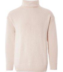 none of the above submariner knitted sweatshirt | ecru | 2195-ecr
