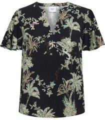 blouse ada summer palm