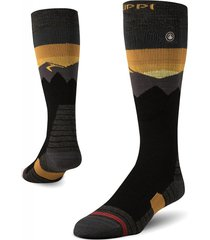 calcetin hombre all mountain ski socks gris lippi